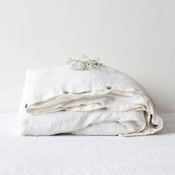 Bettdeckenbezug | Weiß