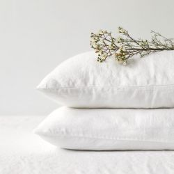 Pillow Case | White
