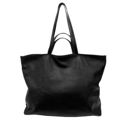 Tote Bag Wide Assam | Black