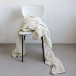 Decke Sophie | Weiß
