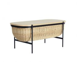 Storage Bench Willow | Black