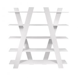 Shelving Unit Wind | White