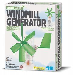 DIY Kit Windmill Generator