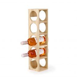 Weinregal Wein0 5 Flaschen