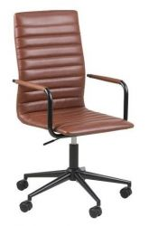 Desk Chair Brandy | Brown