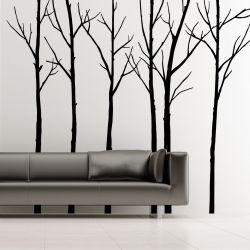 Winterbomen Zwart