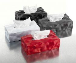 Abdeckung für Taschentuchbox Wipy Cube II | Graphit