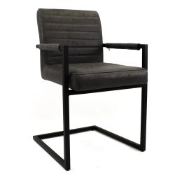 Chair Cambio | Anthracite