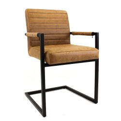Chair Cambio | Cognac