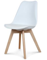 Scandi Chair | White