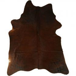 Cowskin Unique | Dark Brown