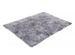 Isländisches Schafsfell 120 x 180 cm | Grau