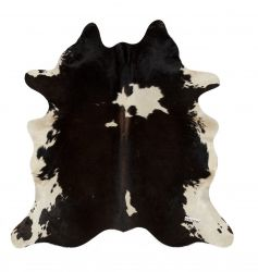 Cow Skin 2-3M2 | Black & White
