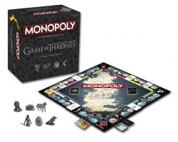 Monopoly Game of Thrones   Collectors Edition