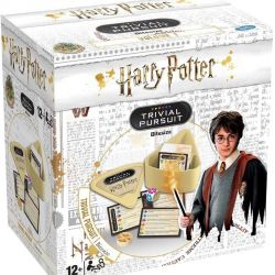 Trivial Pursuit Harry Potter   White Version