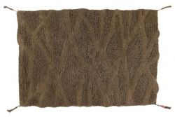 Wool Rug Africa Collection | Enkang Acacia Wood