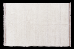 Teppich Woolable Steppe | Weiß
