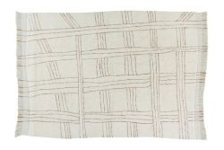 Wool Rug Africa Collection Shuka | Seashell