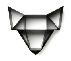 Shelf Wolf | Charcoal Black