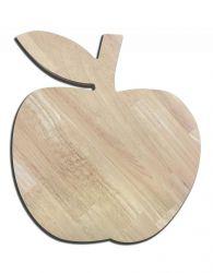 Wooden Board   Apple
