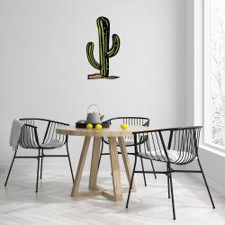 Wanddekoration Kaktus