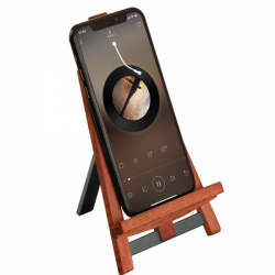 Smartphone/Tablet Stand Wood