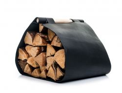 Wood Carrier | Black