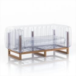 Kanapee-Jomi-Holz | Transparent