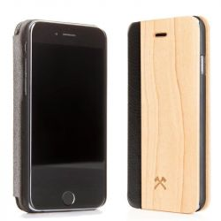Wooden iPhone Flipcover | Maple