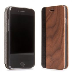 Wooden iPhone Flipcover | Walnut