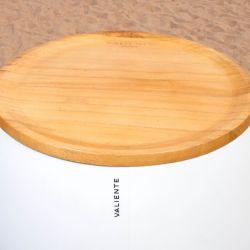 Geschlossener Deckel für Eiskübel I Holz