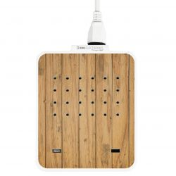 Stations de Recharge  | Woodfloor