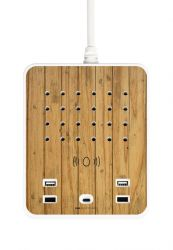 Multiplug Powerstation Wireless | Woodfloor