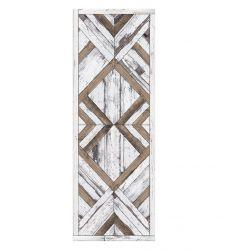 Fußmatte Wood-60 x 180 cm