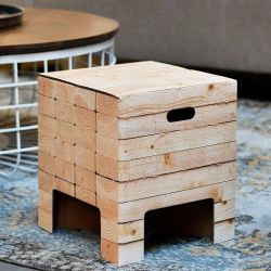 Dutch Design Chair | Woodstack