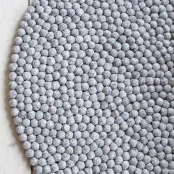 Round Rug | Sand Brown