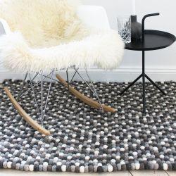 Rectangular Rug | Natural Wool