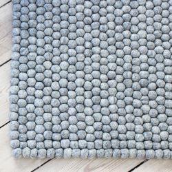 Rectangular Rug | Steel Grey