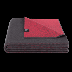 Blanket | Lava Red
