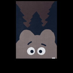 Kids Blanket | Teddy