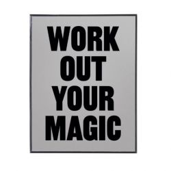 Morning Glory Mirror | Work out your Magic