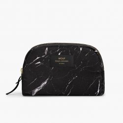 Make Up Bag Big Beauty | Black Marble