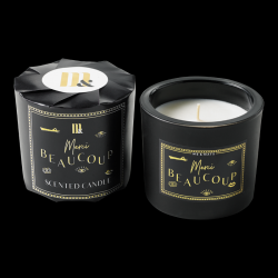 Wrapped Scented Candle | Merci Beaucoup