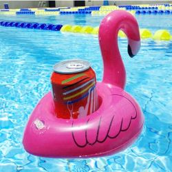 Inflatable Beverage Holder | Flamingo