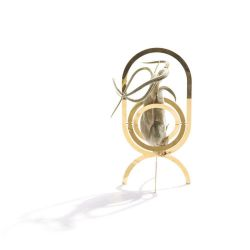 Pflanzenhalter Air Trophy | Brass