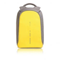 Anti-theft Backpack Bobby Compact | Yellow