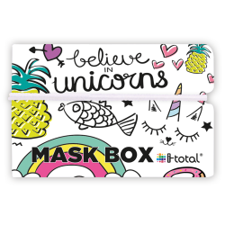 Face Mask Box | Unicorn