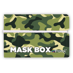 Face Mask Box | Camouflage