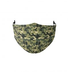 Face Mask | Polyester | Camouflage