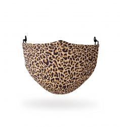 Face Mask | Polyester | Leopard